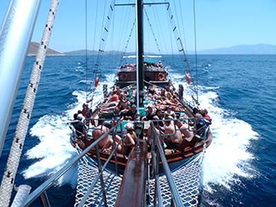 Nikitas boat Kos 06