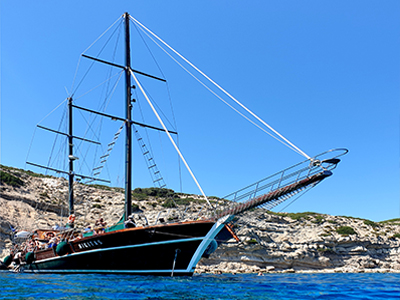 Nikitas boat Kos 07