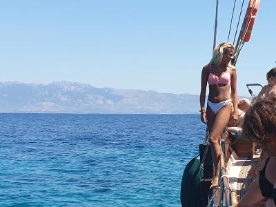 Nikitas boat Kos 08