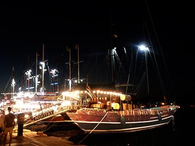 Nikitas boat Kos 14